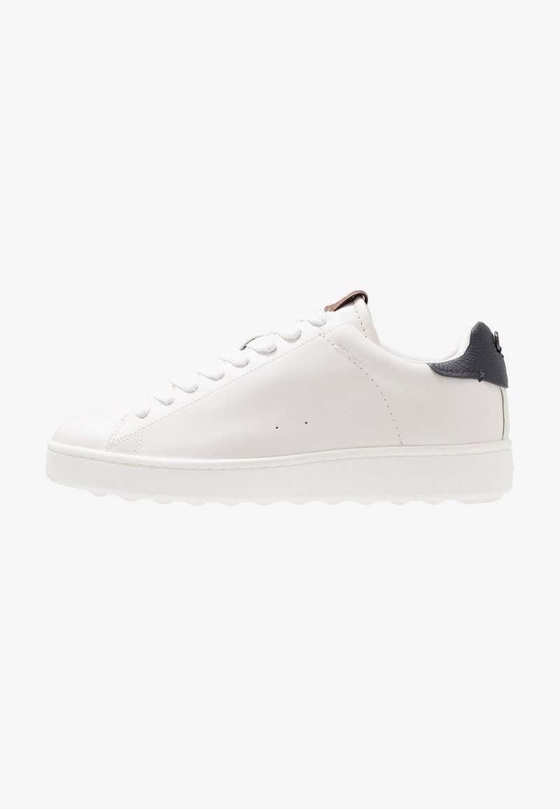 Coach - C101 - Sneakers - white/navy