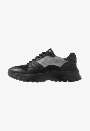 C143 REFLECTIVE SIGNATURE - Sneakers laag - black