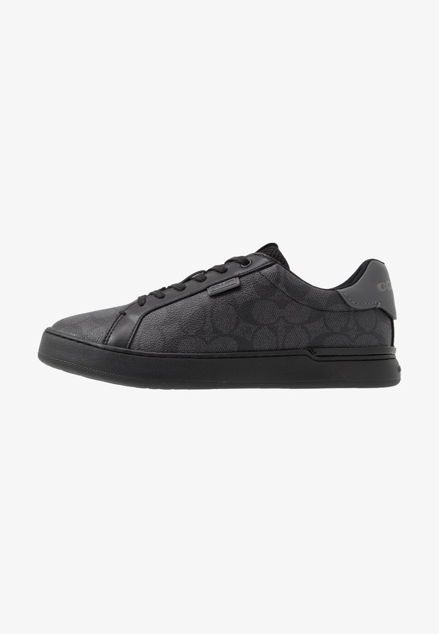 SIGNATURE TENNIS CUP SOLE - Joggesko - charcoal/grey