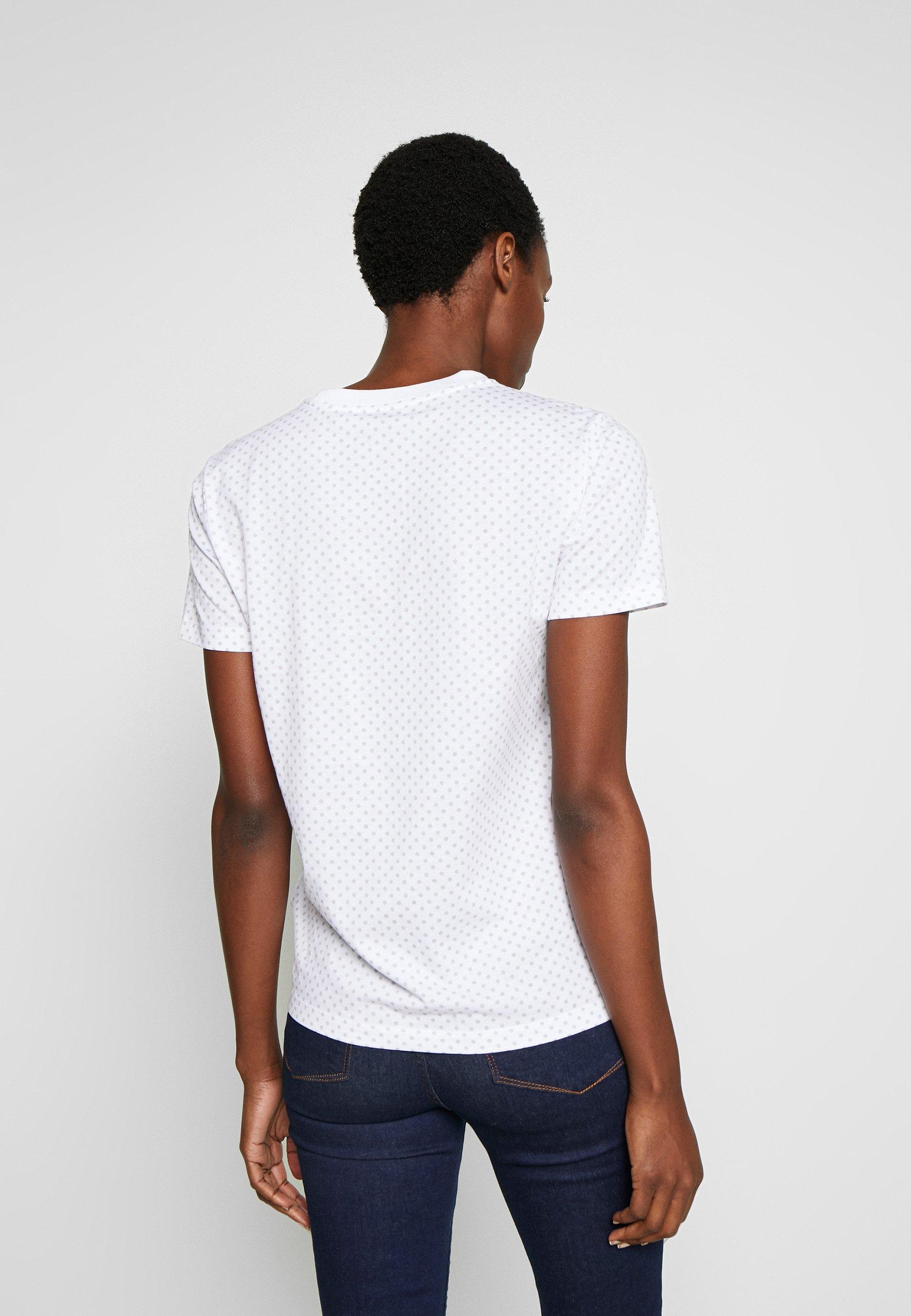 Coach SKI REXY DOT - T-shirts med print - white