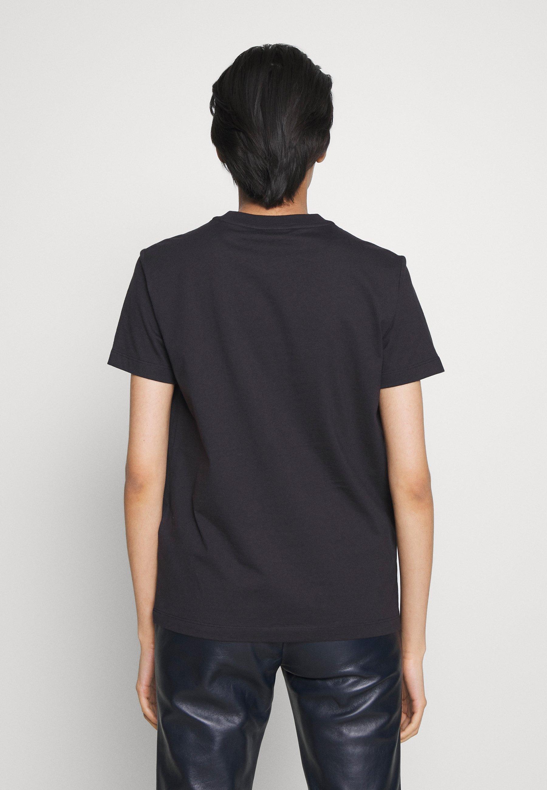 Coach REXY DOT - T-shirt z nadrukiem - black