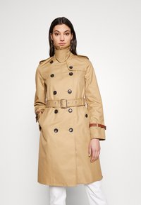 Coach - ICON - Trenchcoat - beige - 0