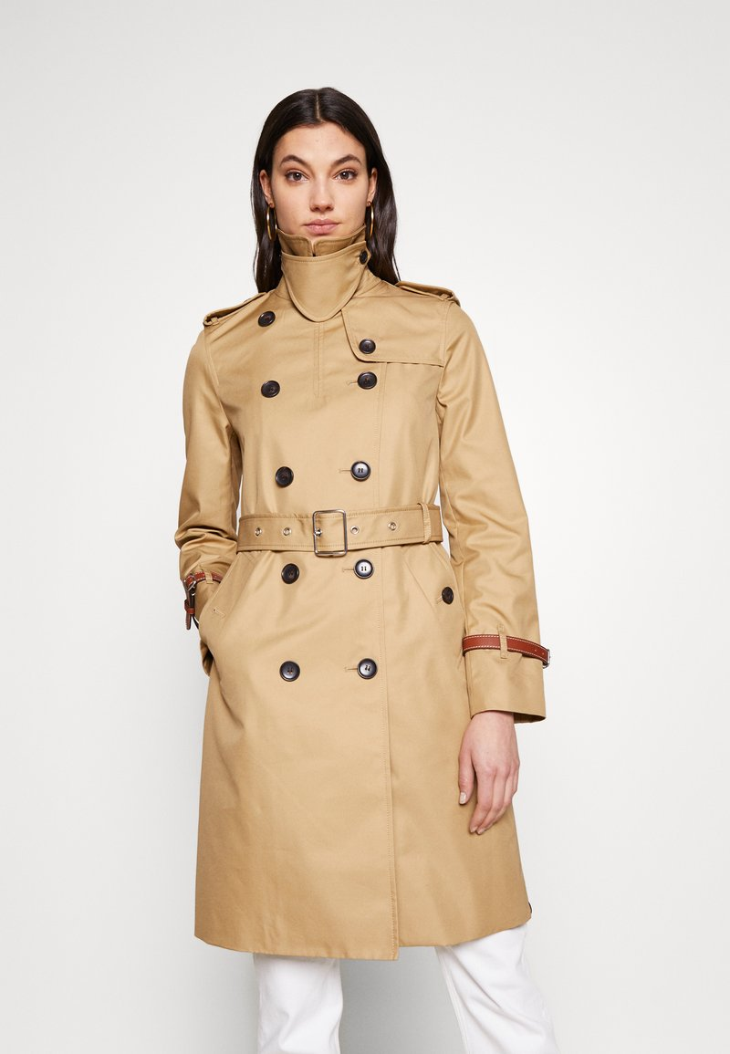 Coach - ICON - Trenchcoat - beige