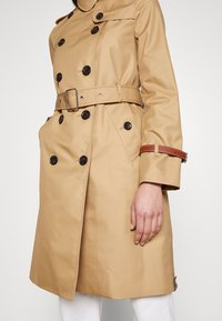 Coach - ICON - Trenchcoat - beige - 7