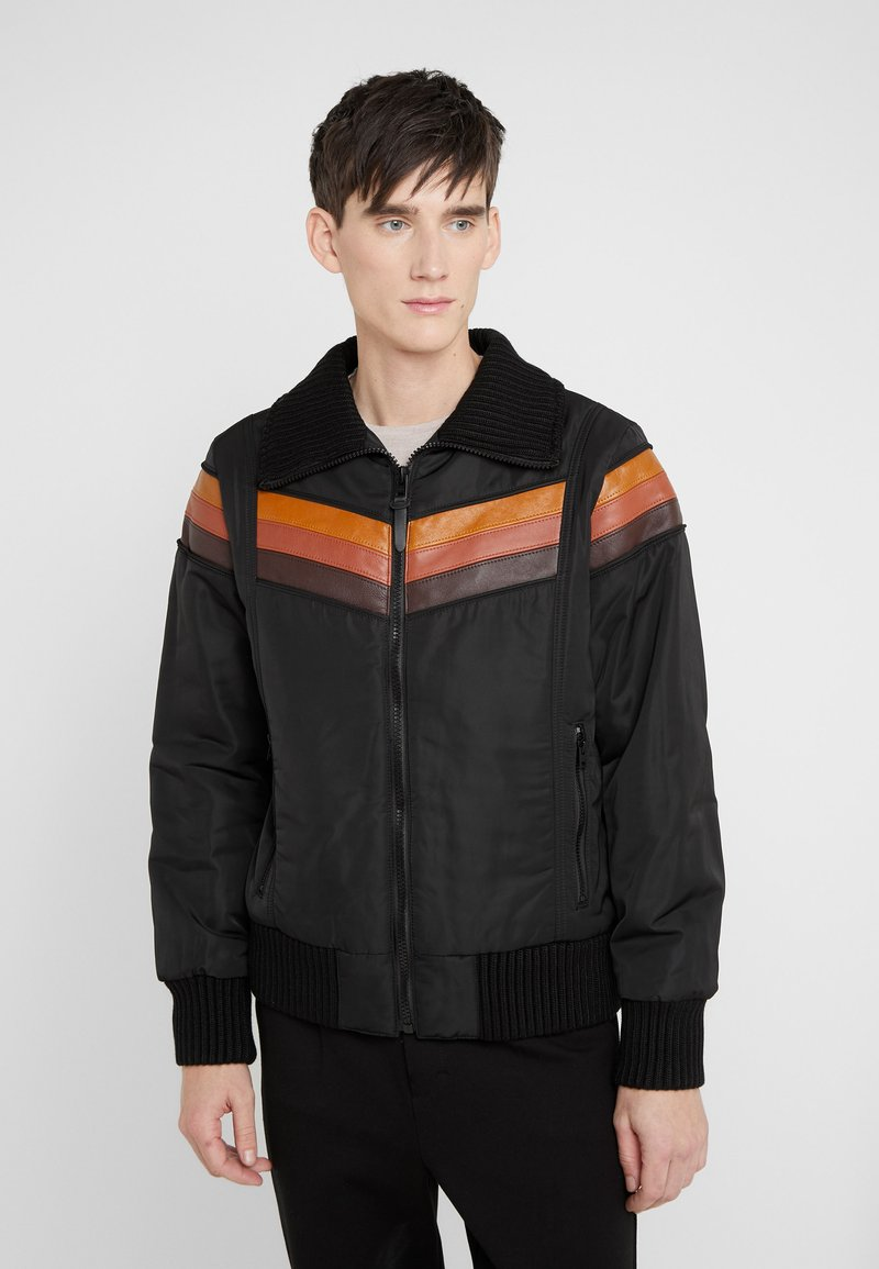 Coach - SKI JACKET - Bomberjacks - black