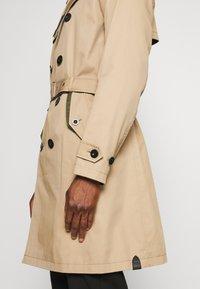 Coach - UTILITY TRENCH - Trenchcoat - khaki/olive - 5