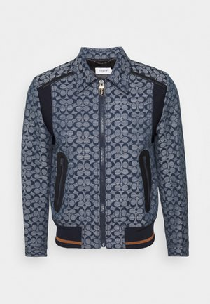 CHAM BLOUSN  - Light jacket - blue