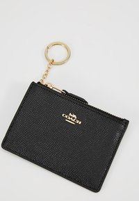 Coach - MINI ID SKINNY - Lommebok - black - 2