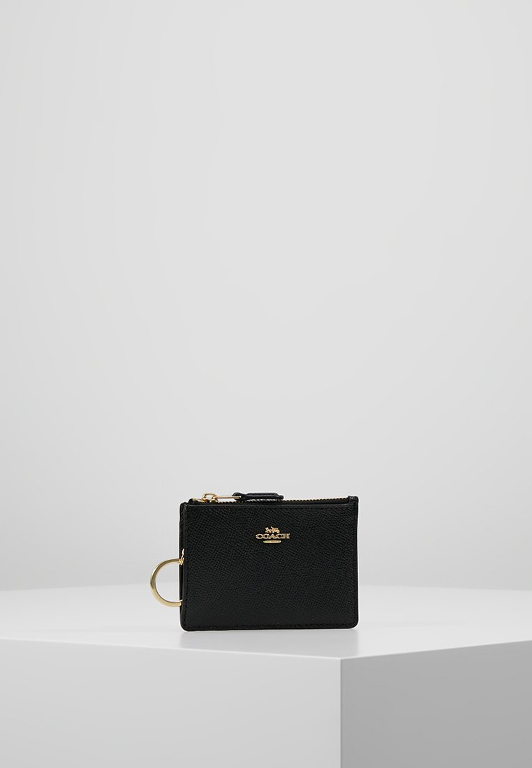 Coach - MINI ID SKINNY - Lommebok - black