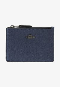 Coach - MINI ID SKINNY - Lommebok - metallic midnight navy - 1
