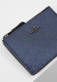 Coach - MINI ID SKINNY - Lommebok - metallic midnight navy - 2