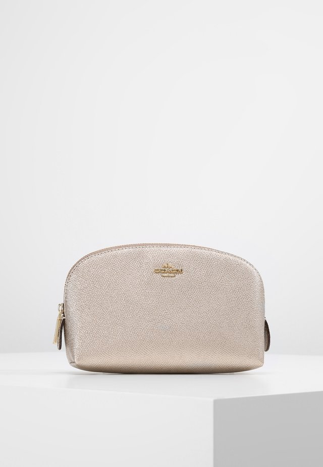 Wash bag - platinum