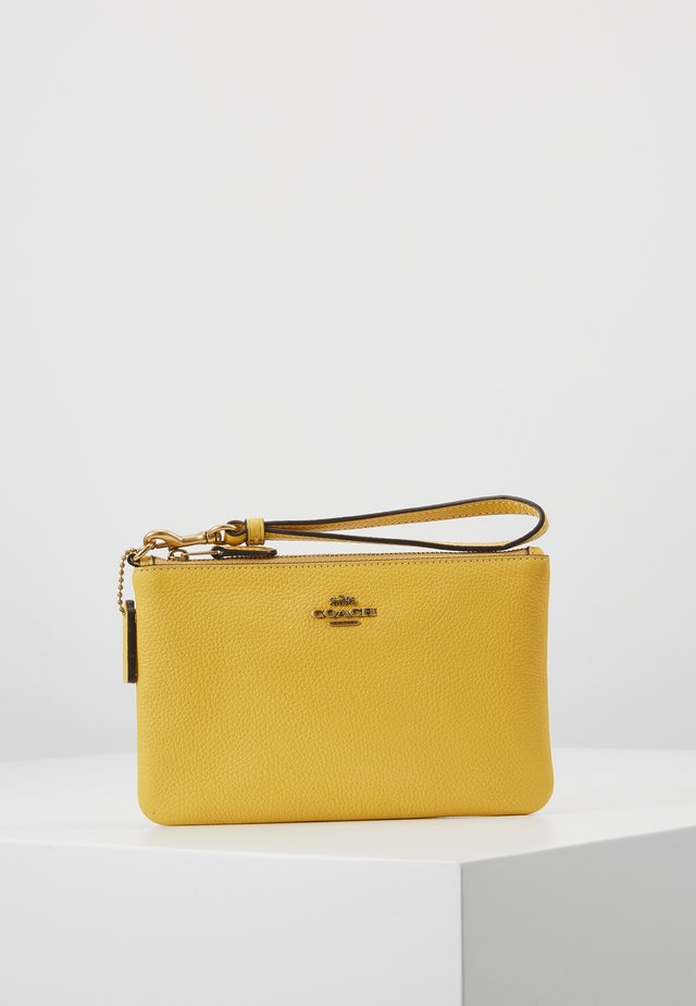 SMALL WRISTLET - Clutch - sunlight