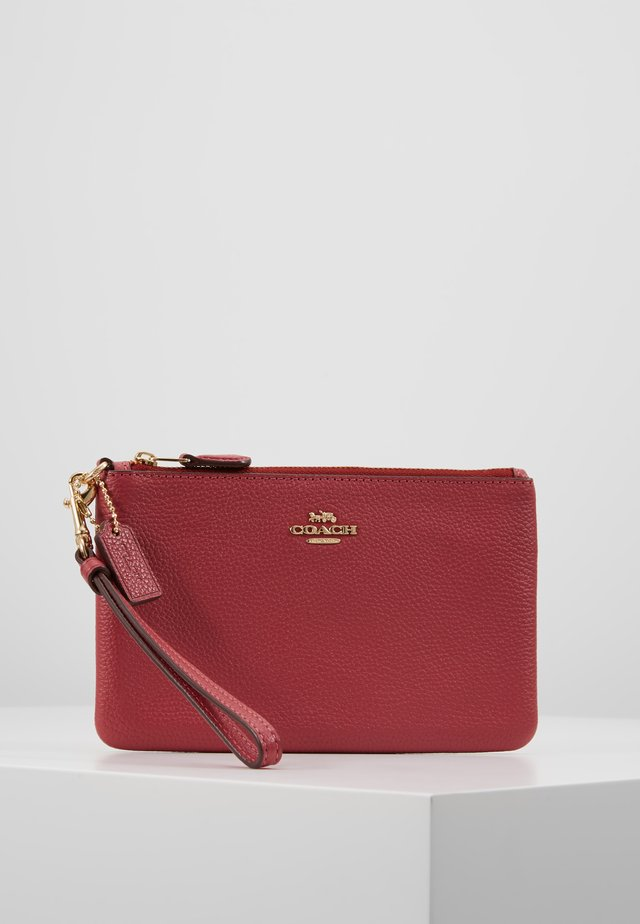 SMALL WRISTLET - Psaníčko - dusty pink