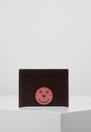 CARD CASES - Wallet - oxblood
