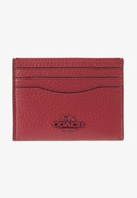 Coach - CROSSGRAIN FLAT CARD CASE - Portefeuille - dusty pink - 1