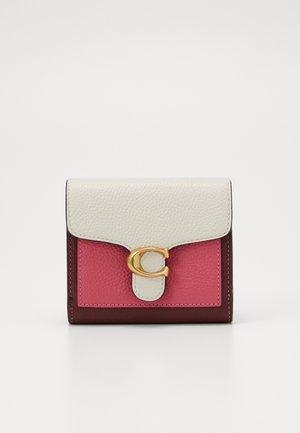 NEUTRAL BLOCKING POP TABBY SMALL WALLET - Geldbörse - confetti pink