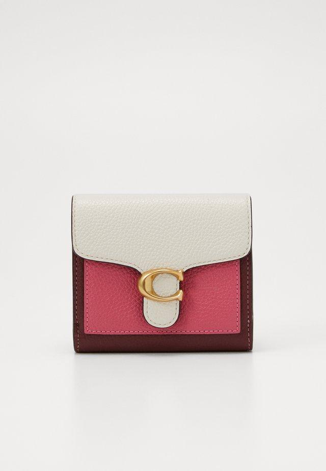 NEUTRAL BLOCKING POP TABBY SMALL WALLET - Peněženka - confetti pink