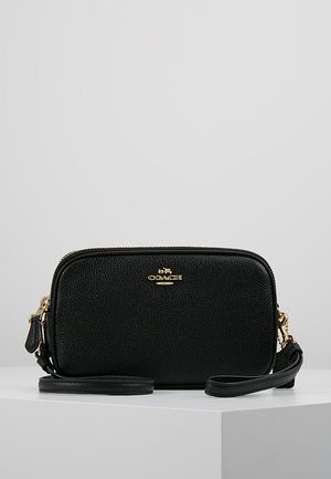POLISHED PEBBLE SADIE CROSSBODY  - Schoudertas - black