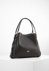 Coach - EDIE SHOULDER BAG - Sac à main - black - 0