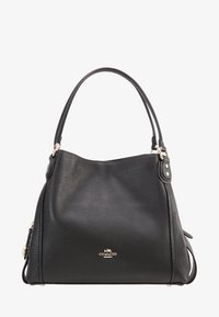 Coach - EDIE SHOULDER BAG - Sac à main - black - 6