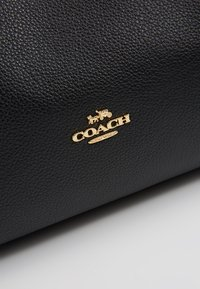 Coach - EDIE SHOULDER BAG - Sac à main - black - 7
