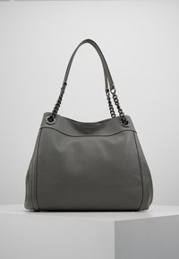 Coach - POLISHED TURNLOCK EDIE  - Håndveske - heather grey - 2