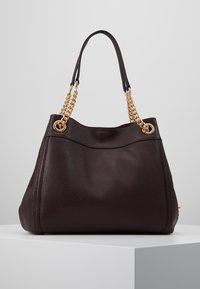 Coach - POLISHED TURNLOCK EDIE  - Bolso de mano - oxblood - 2