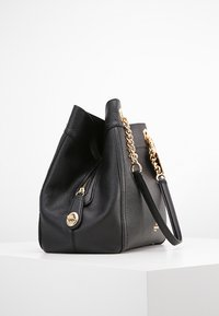 Coach - POLISHED TURNLOCK EDIE  - Kabelka - black - 3