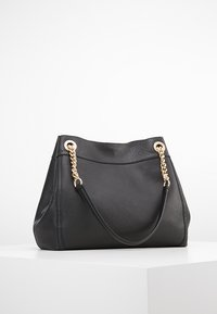Coach - POLISHED TURNLOCK EDIE  - Kabelka - black - 2