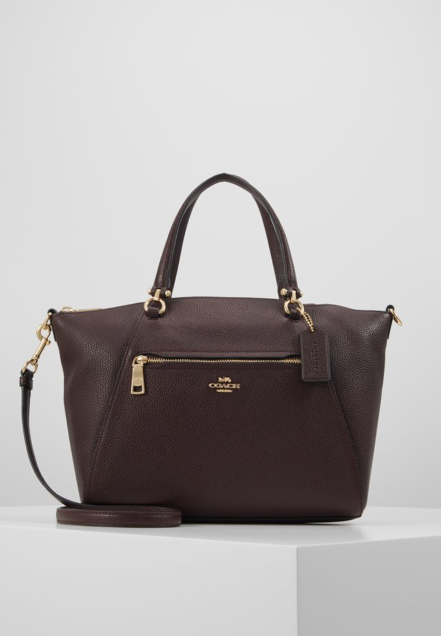 PRAIRIE SATCHEL - Handbag - oxblood
