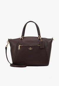 Coach - PRAIRIE SATCHEL - Handbag - oxblood - 5
