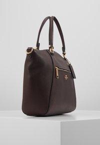 Coach - PRAIRIE SATCHEL - Handbag - oxblood - 3