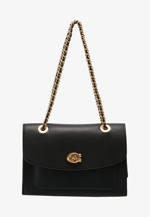PARKER SHOULDER BAG - Handväska - ol/black