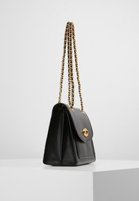 Coach - PARKER SHOULDER BAG - Torebka - ol/black - 3