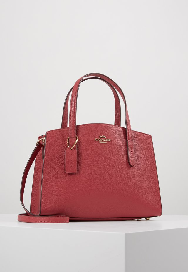 CHARLIE CARRYALL - Handbag - dusty pink