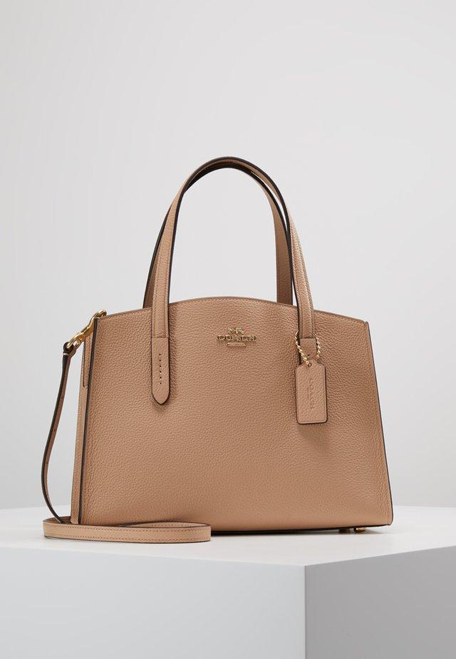 CHARLIE CARRYALL - Handbag - beechwood