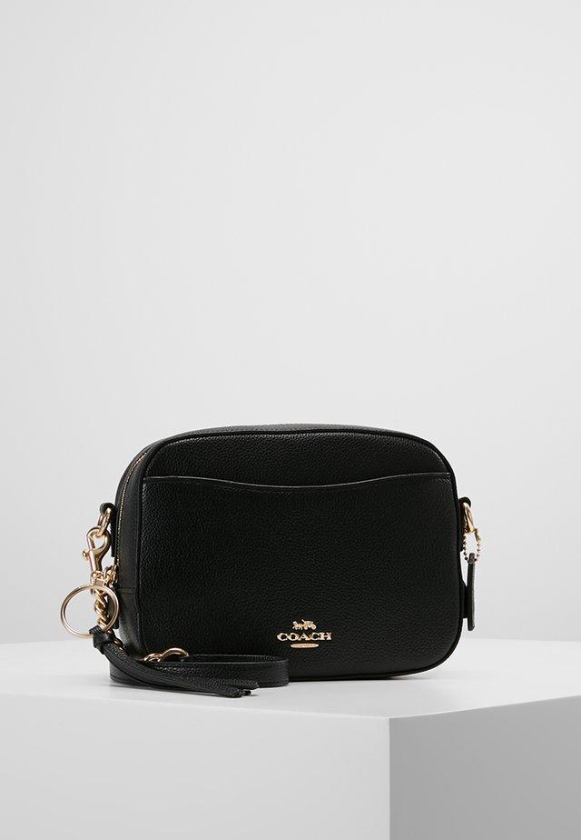 CAMERA BAG - Across body bag - black