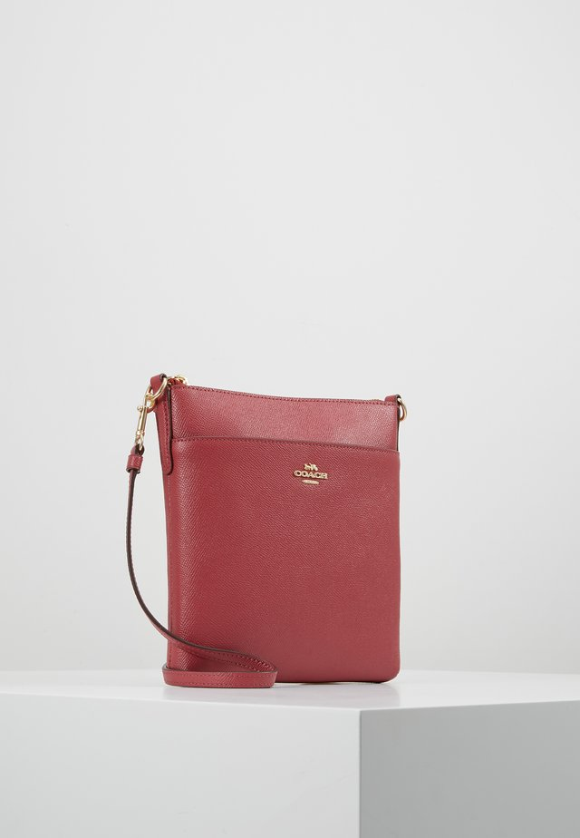 CROSSBODY - Borsa a tracolla - dusty pink