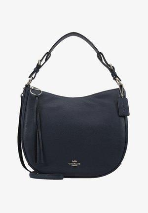 POLISHED SUTTON - Handbag - midnight navy