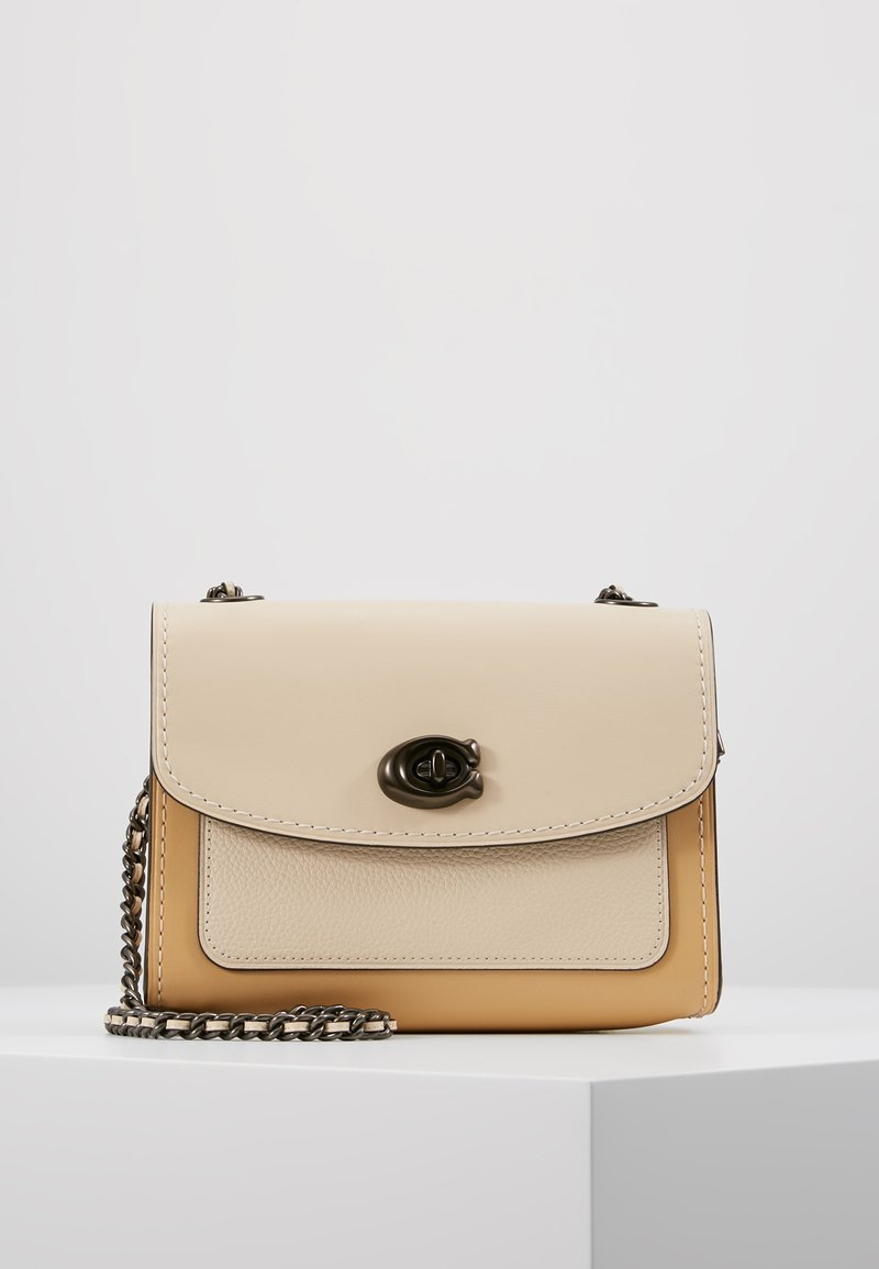 Coach - MIXED PARKER  - Bandolera - ivory multi