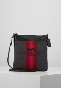 Coach - KITT - Sac bandoulière - charcoal black - 0