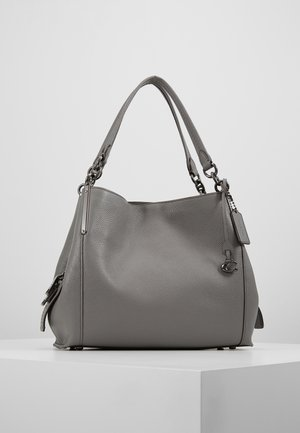 DALTON SHOULDER BAG - Håndveske - heather grey