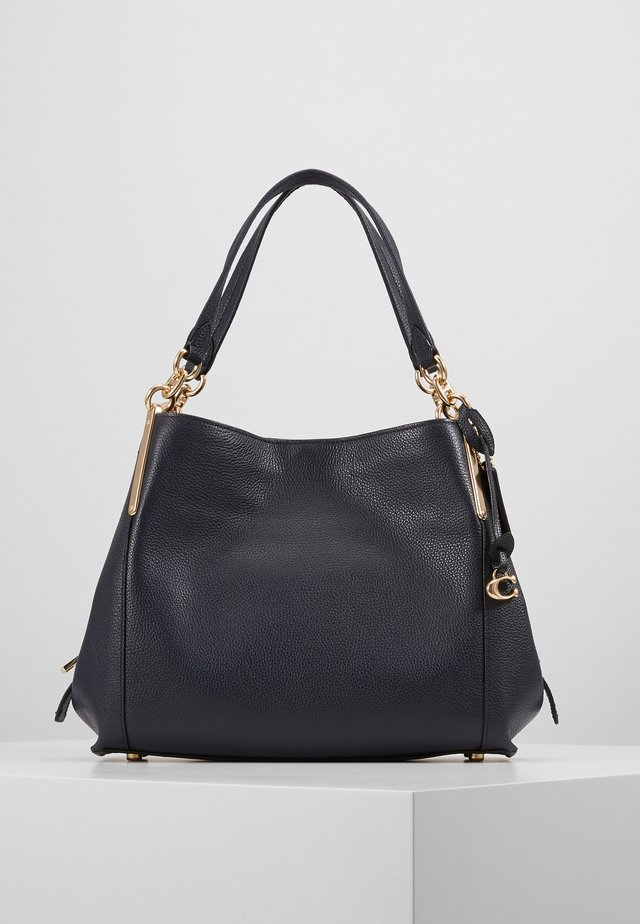 DALTON SHOULDER BAG - Kabelka - midnight navy