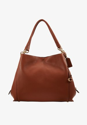 DALTON SHOULDER BAG - Bolso de mano - saddle