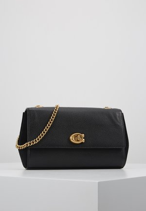 CAM CHAIN CROSSBODY  - Torba na ramię - black