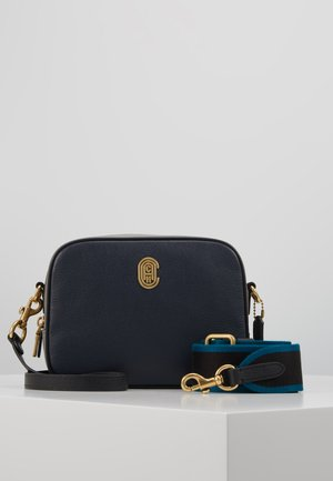 COLORBLOCK CAMERA BAG - Across body bag - midnight navy/multi