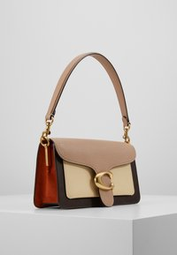 Coach - TABBY SHOULDERBAG - Borsa a tracolla - taupe ginger/ginger multi one - 4