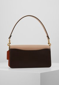 Coach - TABBY SHOULDERBAG - Borsa a tracolla - taupe ginger/ginger multi one - 3