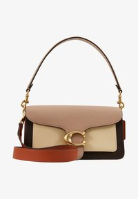 Coach - TABBY SHOULDERBAG - Borsa a tracolla - taupe ginger/ginger multi one - 1